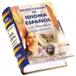 MINIDICCIONARIO DEL IDIOMA ESPAÑOL