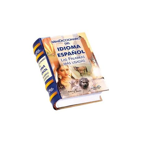 Mini dictionnaire de langue espagnole