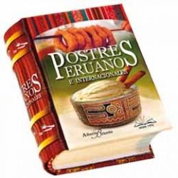 POSTRES PERUANOS