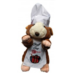 "PELUCHE ""CUY CHEF"""
