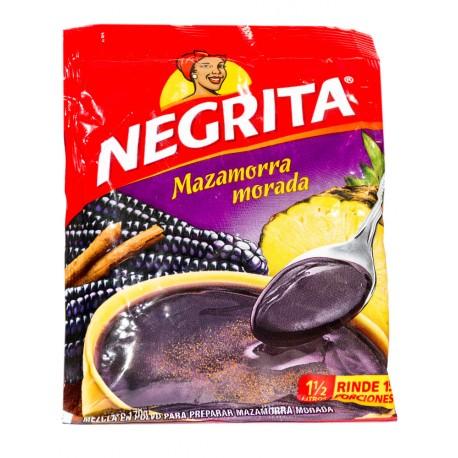 "MAZAMORRA MORADA 250 g.""NEGRITA"""