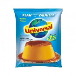 FLAN VAINILLA UNIVERSAL 150 g.