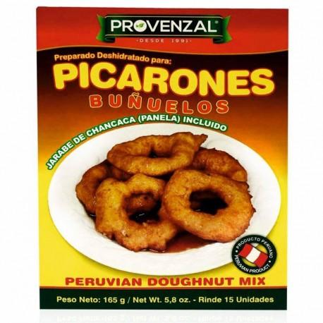 Picarones con miel 165 g.