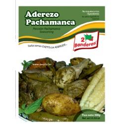 "ADEREZO PACHAMANCA ""2 BANDERAS "" 300 g."
