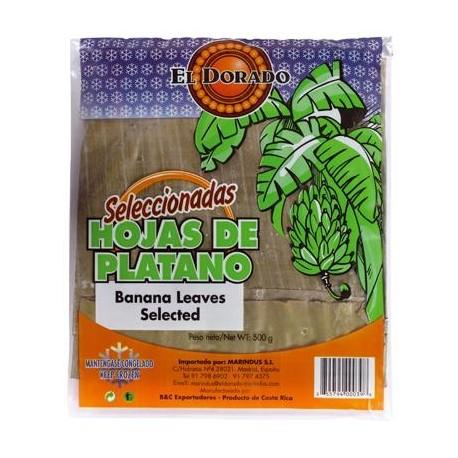 FEUILLES DE BANANE 500 g
