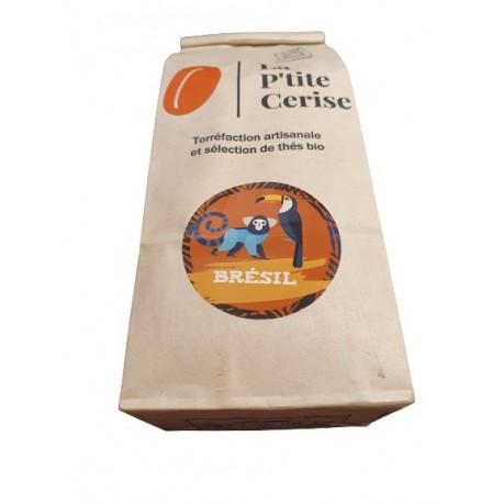 CAFÉ MOULU BRÉSIL 250 g