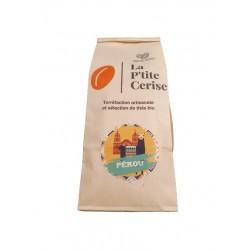 CAFE DU PÉROU EN GRAIN 250 G