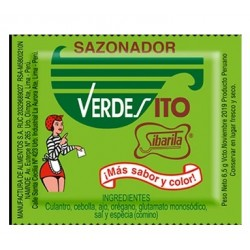 "SAZONADOR ""VERDESITO"" 6.5 g"