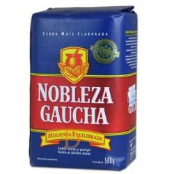 Y. MATE NOBLEZA GAUCHA 500g